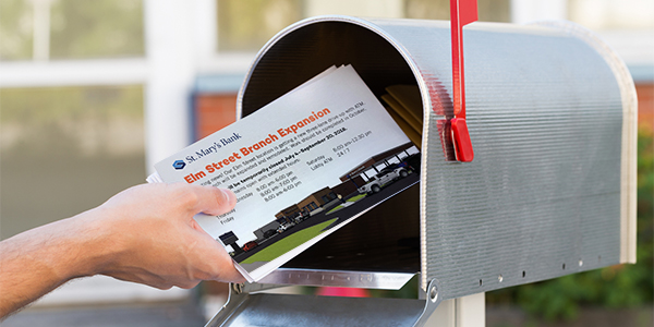 Community Banking with Every Door Direct Mail