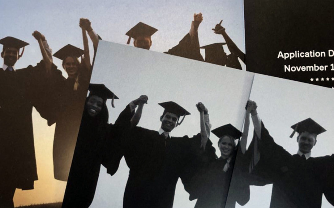 Creative Print Techniques for Universities: Die Cutting and White Ink
